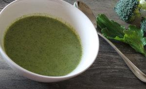 Goop's Broccoli & Arugula Soup