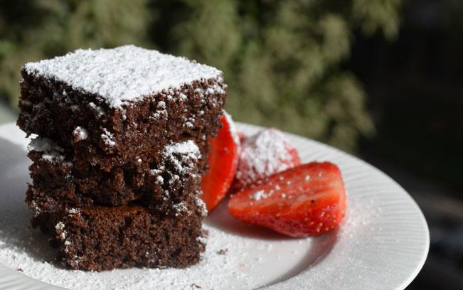 'It-Couldn't-Be-Easier' Brownies