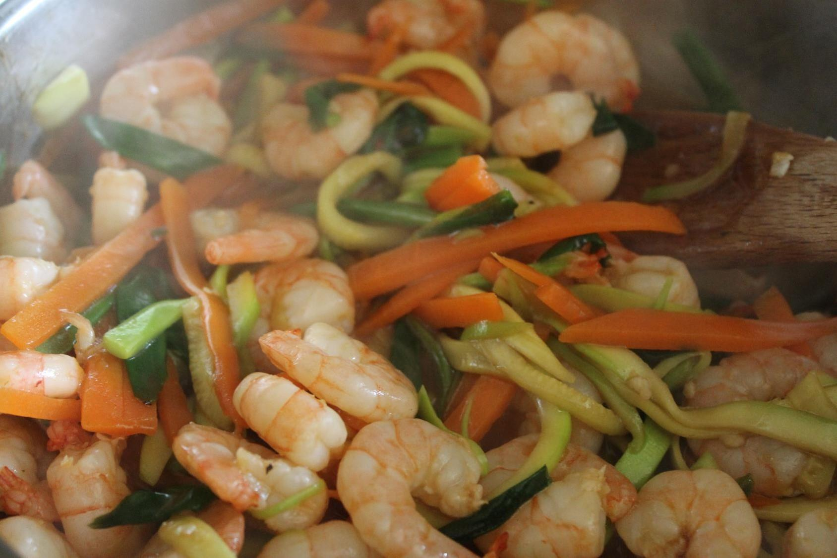 shrimp stir fry 4