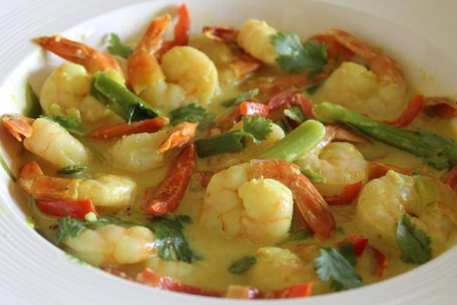 thai shrimp curry 4