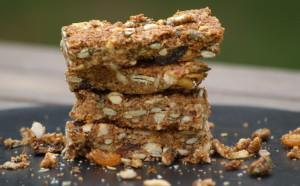 Guiltless Granola Bars