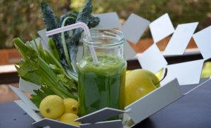No-Fuss Green Juice