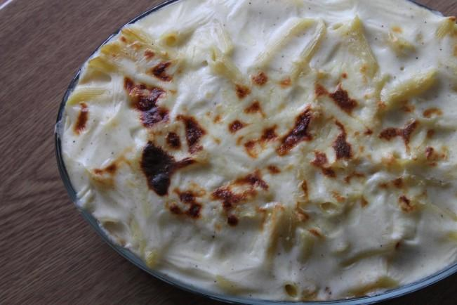 Traditional Macaroni Béchamel