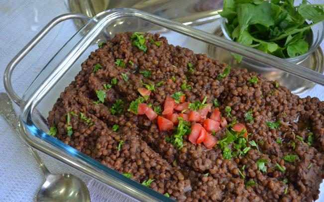 Classic Lentils To Die For