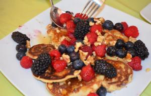 Delicious No-Wheat Pancakes