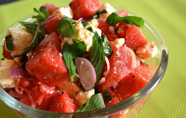 watermelon-salad