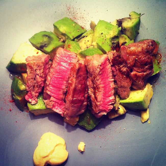 avocado steak 651