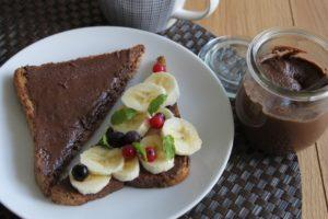 Halawa & Chocolate Spread