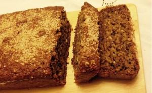 Banana & Coconut Bread