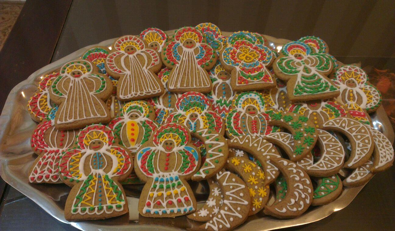 El-Mouled Gingerbread Cookies