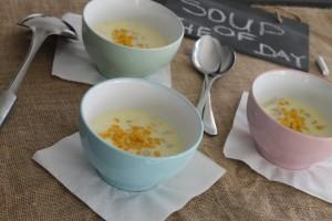 Creamy Chicken & Corn Soup