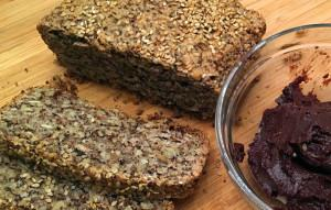 Grain-free Almond Bread