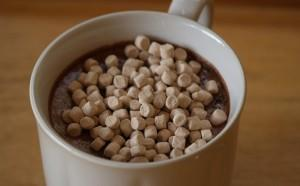 Cinnamon & Chili Spiced Hot Chocolate