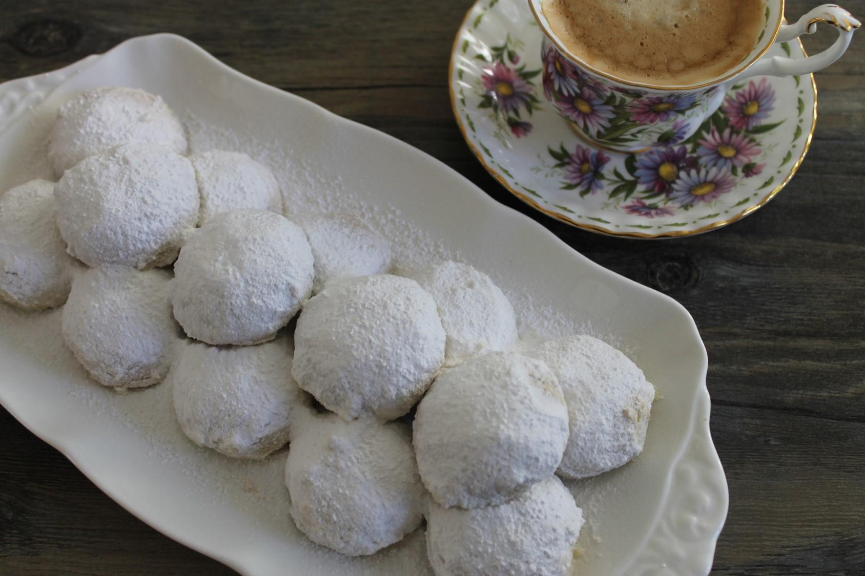 Traditional Kahk – Egyptian Festive Cookies