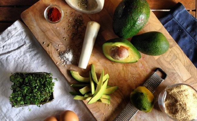 textless avocado fries ingredients