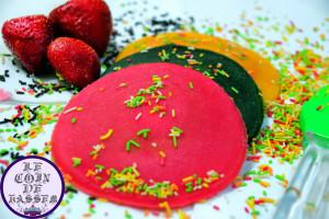 Colourful Easter Pancakes