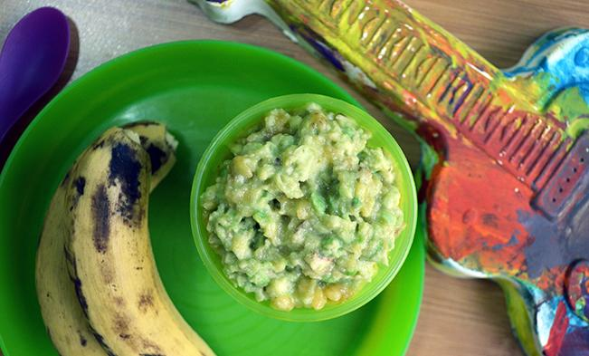 Annabell's Famous Banana & Avocado Mix