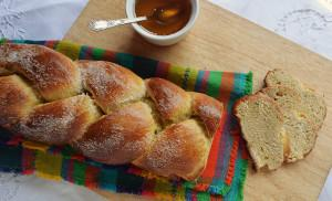 Easter Greek Brioche