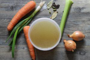 Most Aromatic Chicken Stock