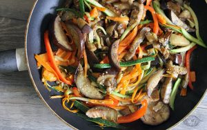 Easy Vegetable Stir-Fry