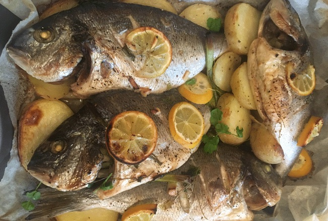 cooked-fish-with-lemon